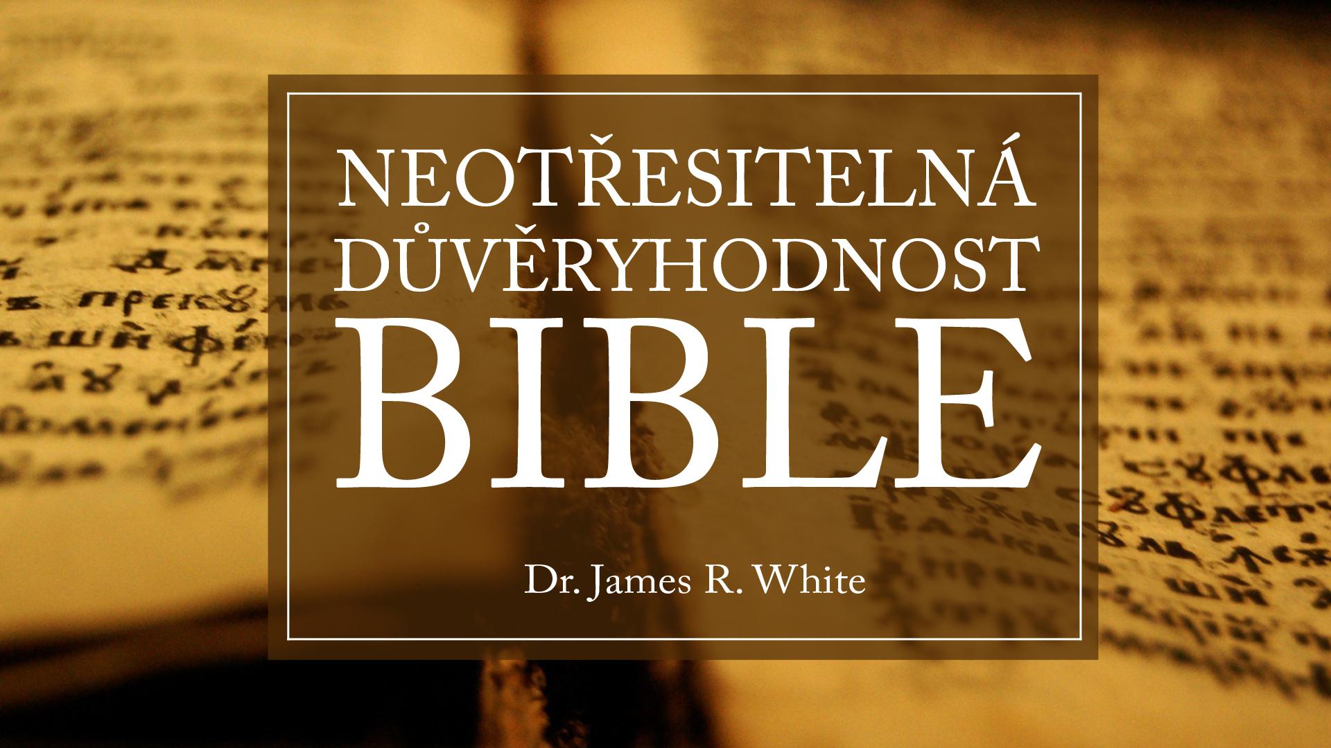 Duveryhodnost Bible